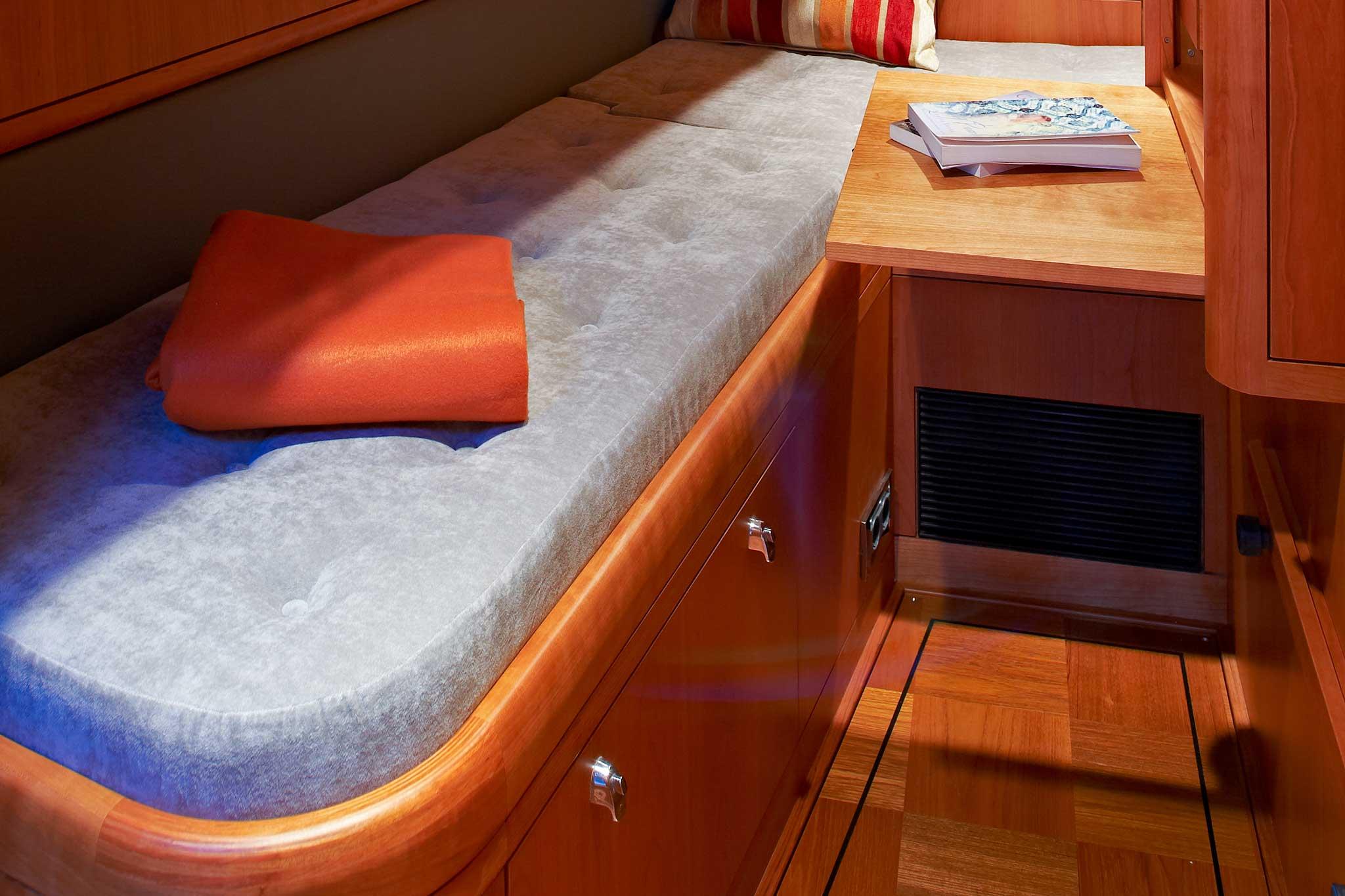 Memory Foam Bespoke Yacht Mattress