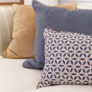 Yacht Scatter Cushions Detail