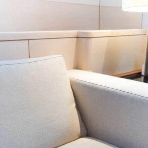 Yacht Seating Detail