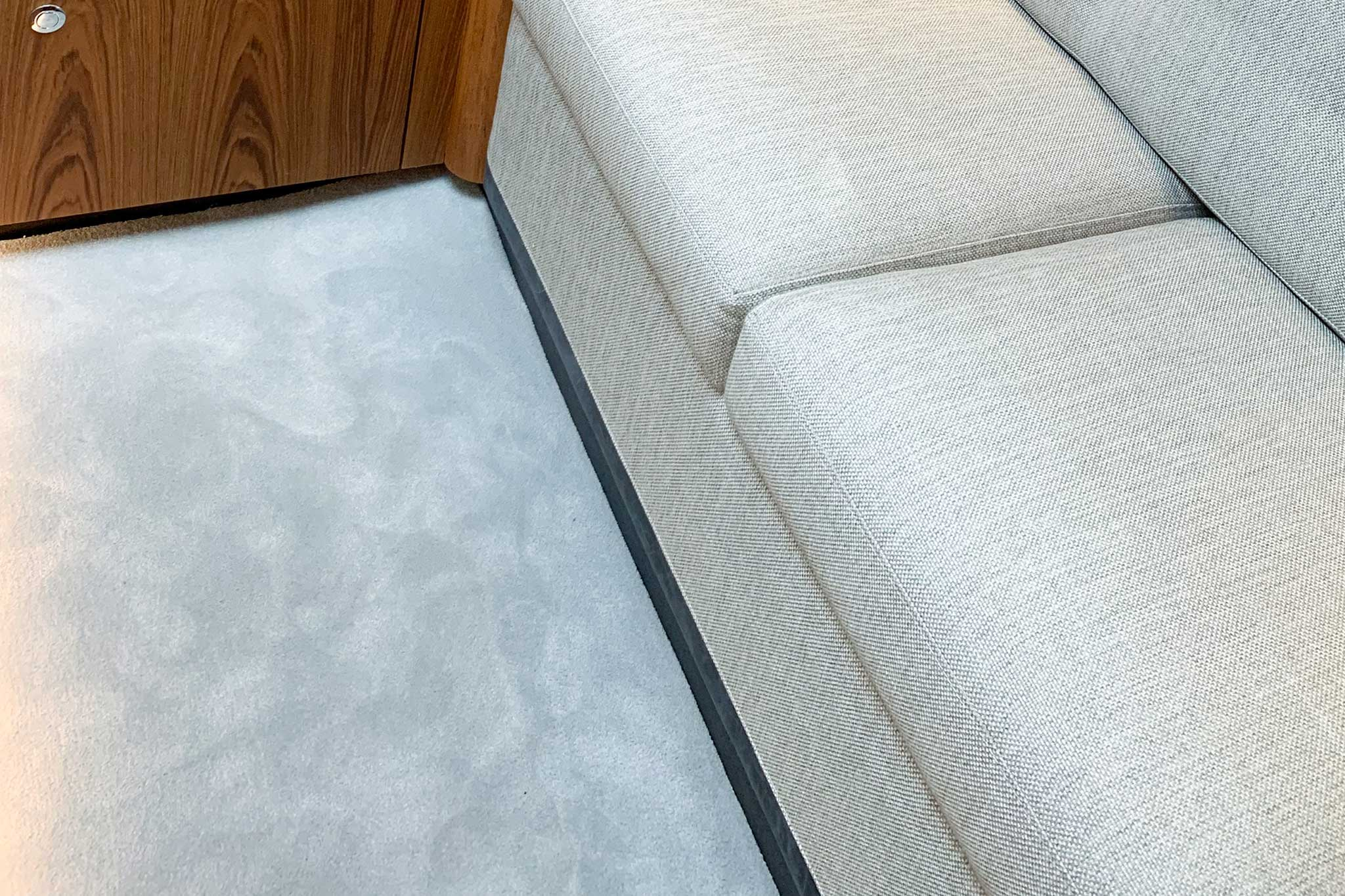 Luxurious Yacht Fitted Carpet